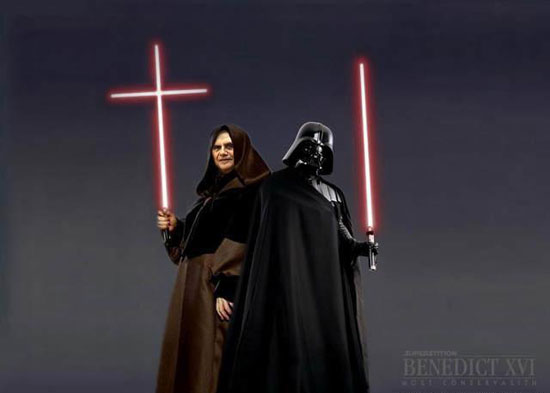 star wars and religion For some star wars fans, worship of the franchise is similar to or reflective of religious belief: whether you celebrate on may the 4th, may 25, or every day, you may find echoes of monotheistic faiths in the star wars movies.